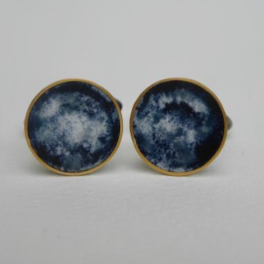 Mooncloud Cufflinks