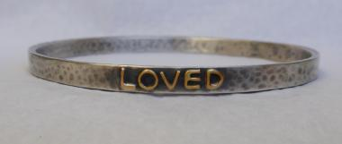 Small Loved Bangle