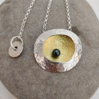 Limpet necklace by Ann Bruford