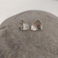 Small plectrum studs by Ann Bruford
