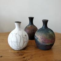 Copper Wash Bottle small  by Abi  Higgins