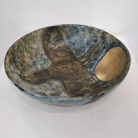 Crow Bowl  by Amanda  Popham