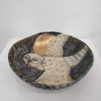 Owl Bowl by Amanda  Popham