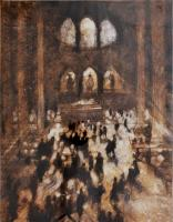 Chiesa II, 2003 by Bill Jacklin RA