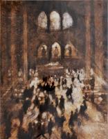 Chiesa II, 2003 by Bill Jacklin RA