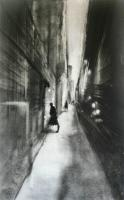 Calle a Luce III by Bill Jacklin RA