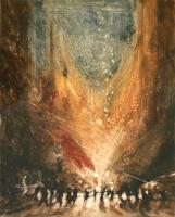 Fire II by Bill Jacklin RA