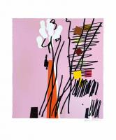 Hot Spring Path  by Bruce McLean