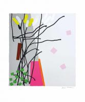 Fresh White Spring  by Bruce McLean