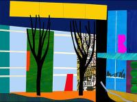 New Designer Trees by Bruce McLean