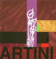 Room for a mean Martini by Bruce McLean