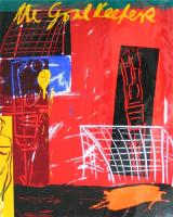 The Goal Keeper by Bruce McLean