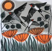 Migration - Autumn by Cathy King