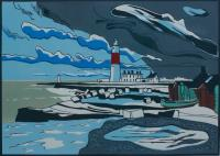 Portland Bill by Colin Moore