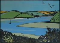 The Camel Trail in Spring by Colin Moore
