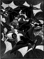 Valediction of Swallows by Colin See-Paynton