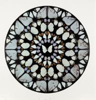 Benedictus Dominus SOLD by Damien Hirst