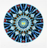Ad te, Domine, levavi by Damien Hirst
