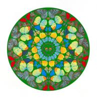 Psalm Print - Use Quo Domini? by Damien Hirst
