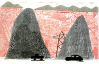 Mulholland Drive (on reserve) by David Hockney