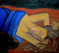 Dreamtime by Eileen Cooper RA