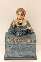 Tea Chest by Elaine Stiling