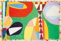 Bagatelle  by Gillian Ayres