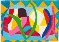 Rhodiola  by Gillian Ayres