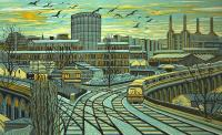 Factory Junction (sold) by Gail Brodholt RE