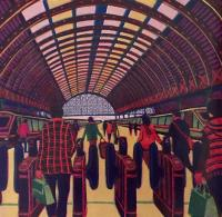 Tickets Please  by Gail Brodholt RE