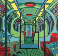 Metroland II by Gail Brodholt RE