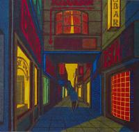 Soho Sunrise by Gail Brodholt RE