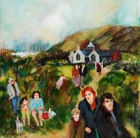 Church Cove by Gill  Watkiss