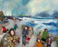 Jubilee Pool Penzance by Gill  Watkiss
