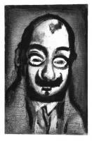 The Scheming Politician by George  Rouault