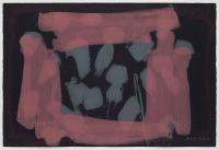 Black Blush  by Howard Hodgkin