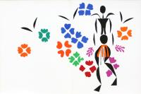 La Negresse by After Henri Matisse
