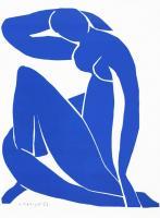 Nu Bleu XII by Henri Matisse