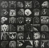 Dogs by Hilary Paynter