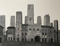 San Gimignano by Hilary Paynter