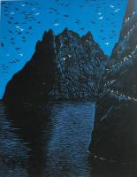 St. Kilda Blue by Hilary Paynter