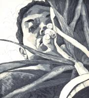 Botanical Study by Jessie Brennan