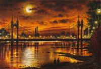 Albert Bridge by John  Duffin