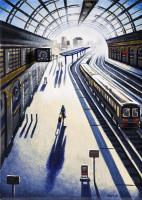 Arrival 4 Victoria Station by John  Duffin