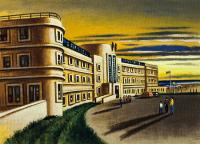 Midland Hotel Morecombe by John  Duffin