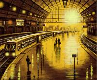 Station Reflections - Moving On by John  Duffin