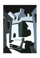 The Cortina of Doctor Caligari by Jeffery Edwards