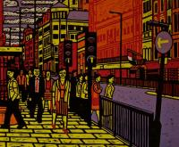 Picadilly Summer by John Gledhill