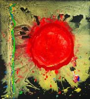 Warrior Universe  by John Hoyland RA