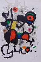 Plastic work - Joan Miro  by Joan Miró